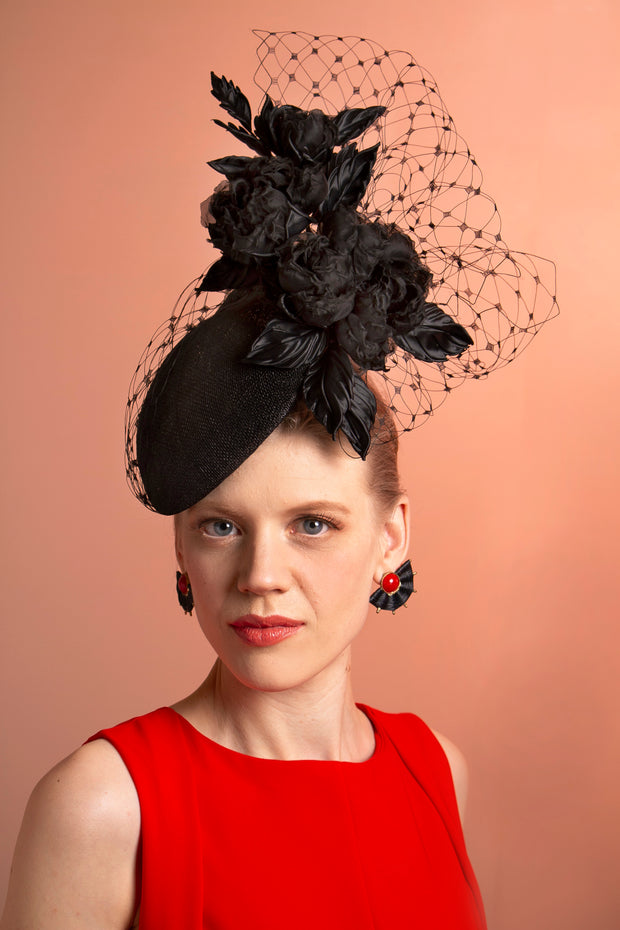 Ada Cocktail Hat