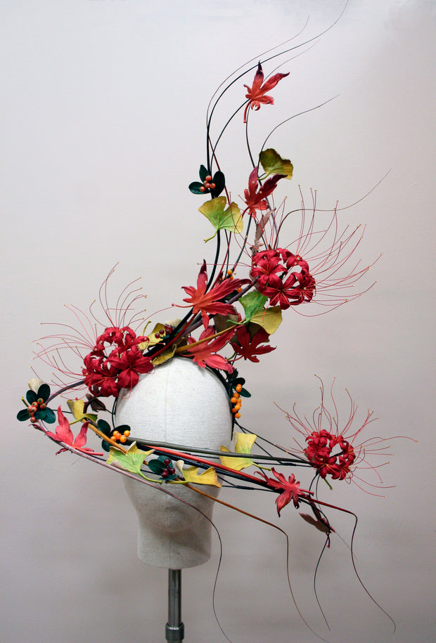 Aki Headpiece
