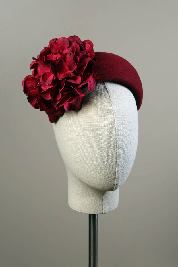 Alison Headband - Autumnal Flowers