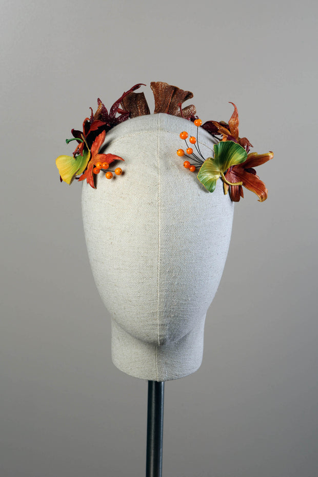 Autumnal Vibes Crown