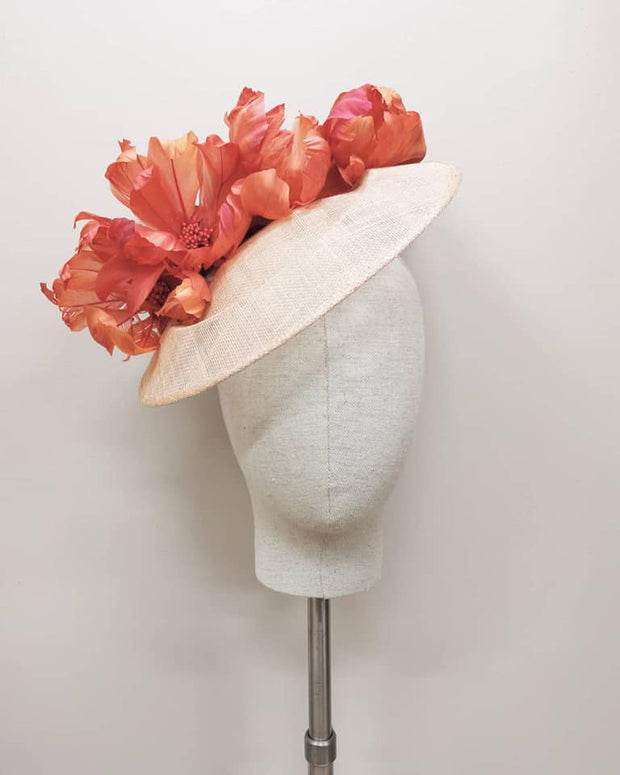 Bethany Cocktail Hat