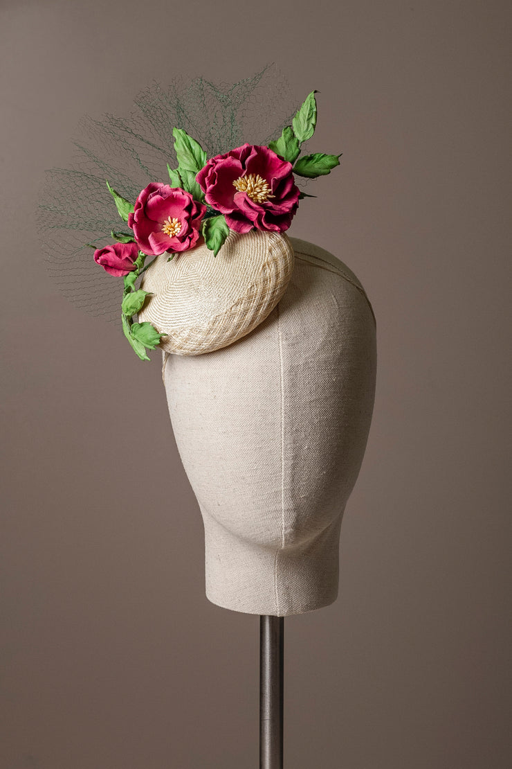 Betty Cocktail Hat