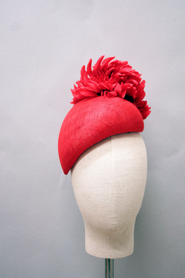 Carmen Cocktail Hat