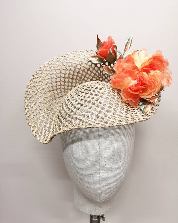 Cloe Cocktail Hat