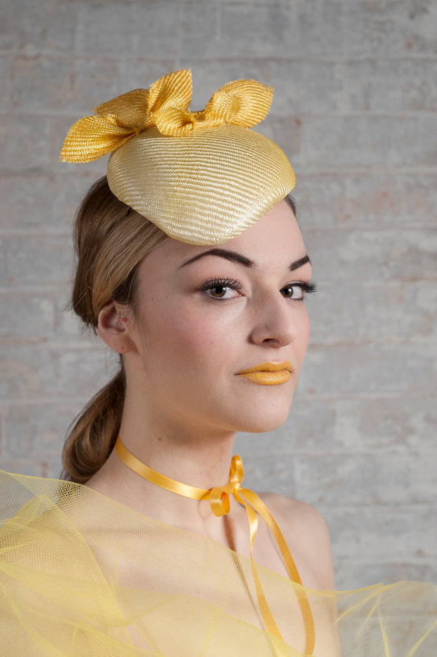 Lemonade Cocktail Hat