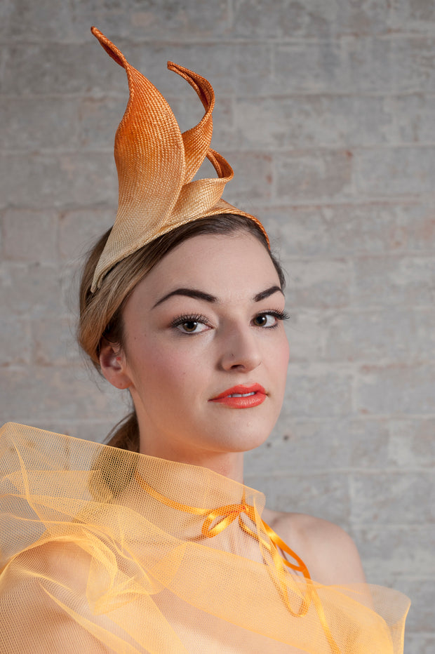 Orangina Headpiece