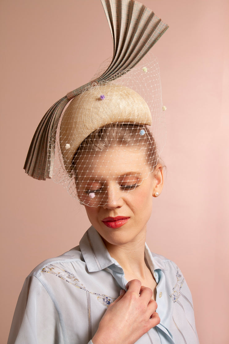 Philippa Cocktail Hat