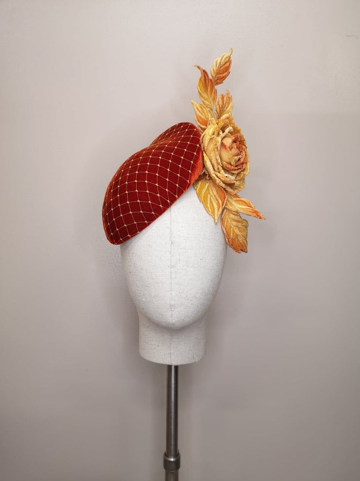 Susan Cocktail Hat