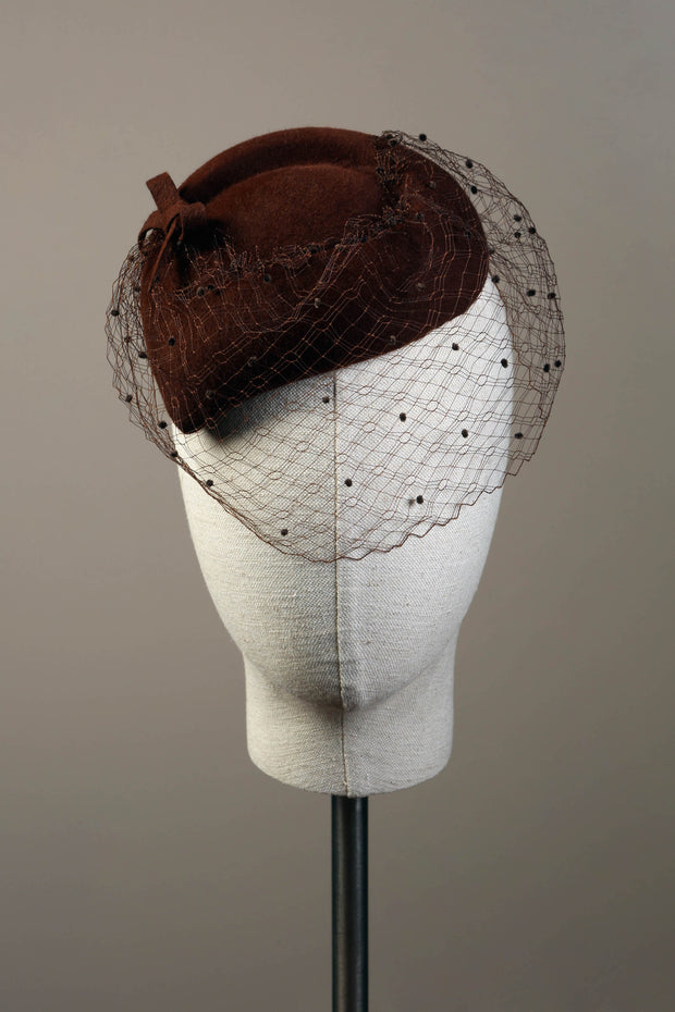 Veronica Cocktail Hat