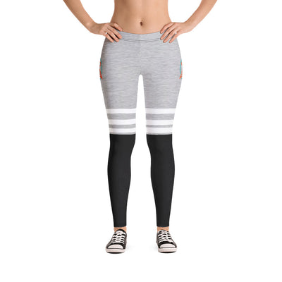 Ultra Soft Solid Seamless Compression  Leggings
