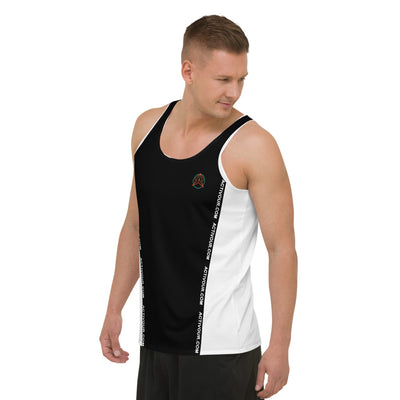Men's workout gym fitness Tank Top