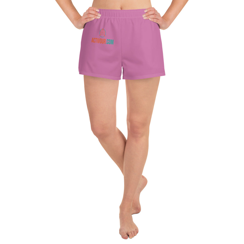 Women's Athletic Short Shorts