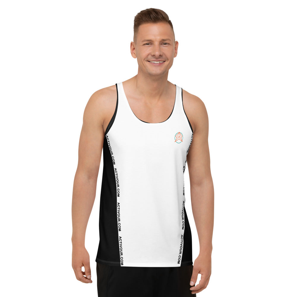 Activour Brand -  Men's  Cloud Run Quick-Dry Athletic-Fit Tank Top