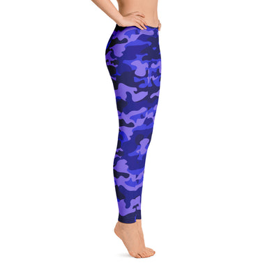 WATER CAMO WORKOUT LEGGINGS