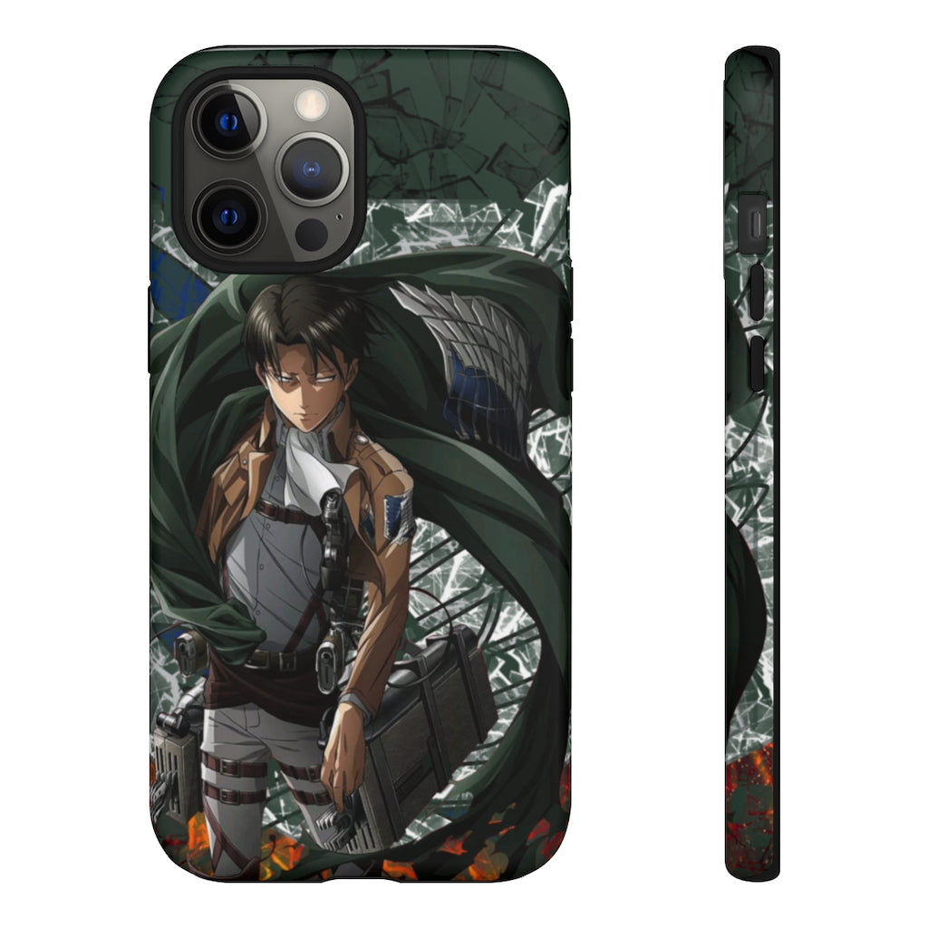 Captain Levi iPhone Case