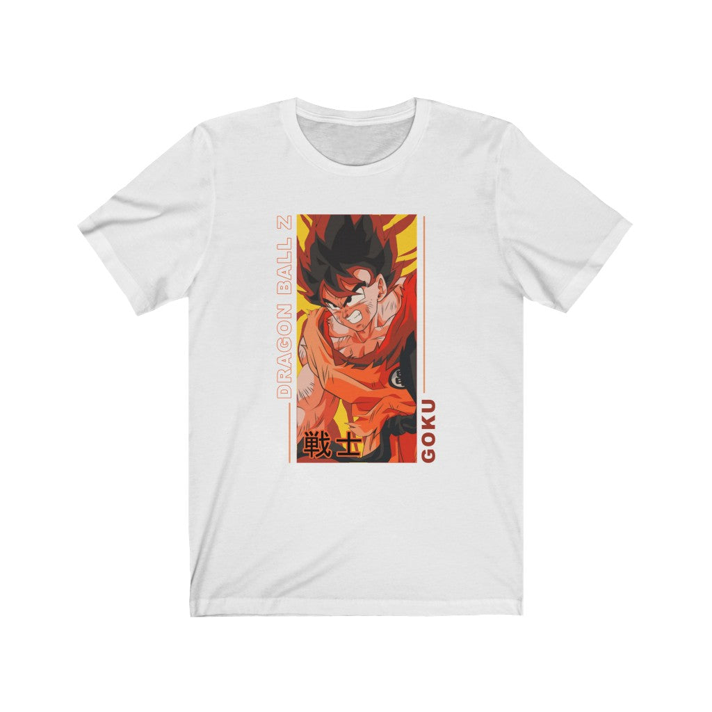 Goku Warrior T-Shirt
