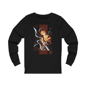 Zenitsu Lightning Long Sleeve Tee