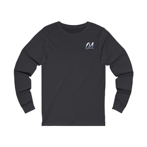 "Zenitsu ""Don't Mess With Me, I WILL Cry"" Long Sleeve Tee"
