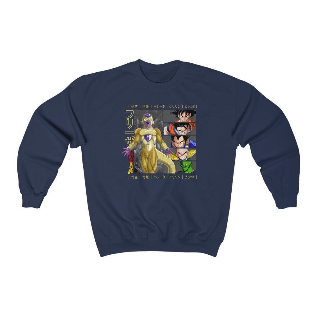 Golden Frieza Showdown Sweatshirt