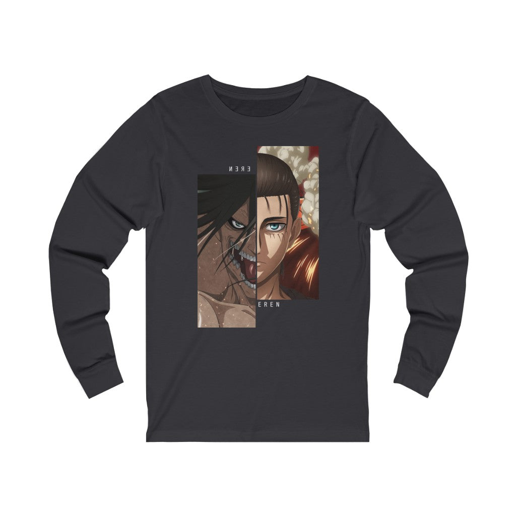 Titan | Eren Long Sleeve Tee