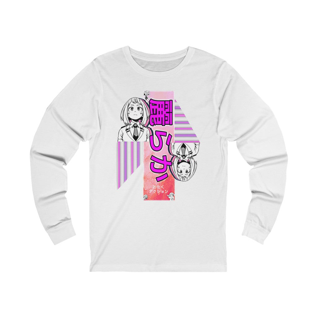 Uraraka Long Sleeve Tee