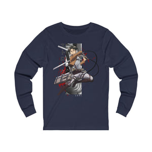 Levi Attack Long Sleeve Tee