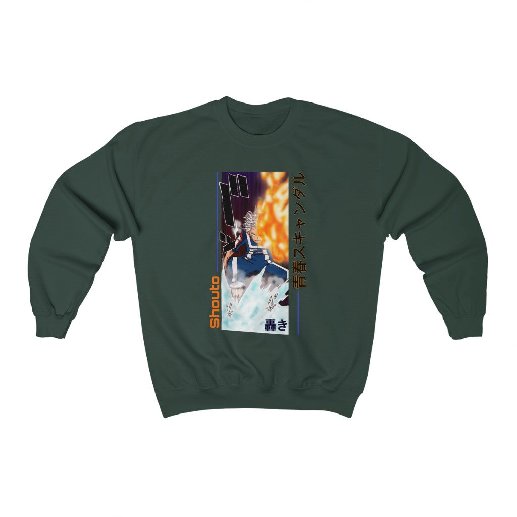 Shouto Todoroki Sweatshirt