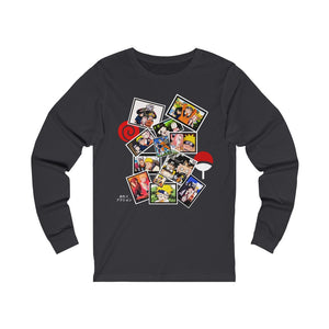 Naruto Photographs Long Sleeve Tee