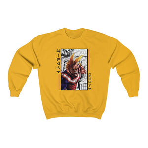 All Might All for One Sweatshirt
