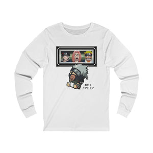 Team 7 Baby Kakashi Long Sleeve Tee