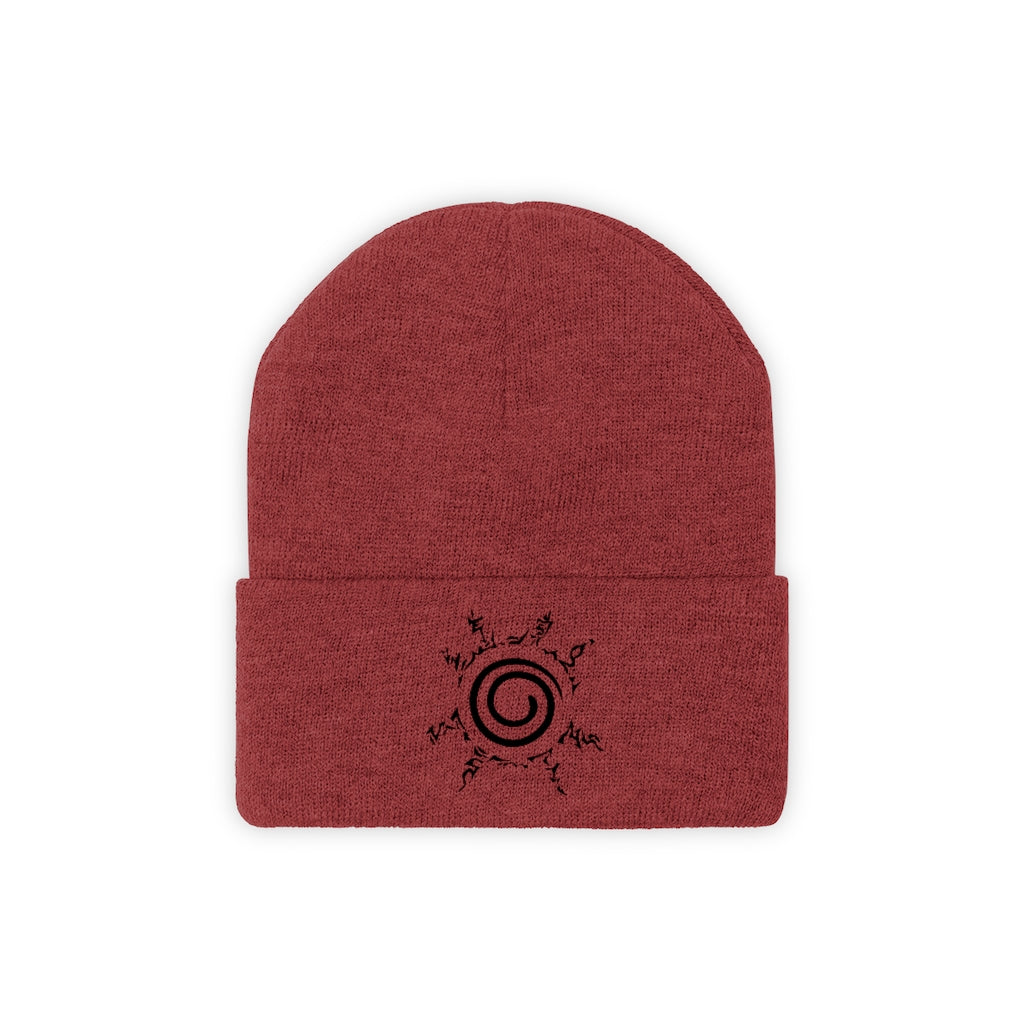 Naruto's Eight Trigrams Seal Beanie