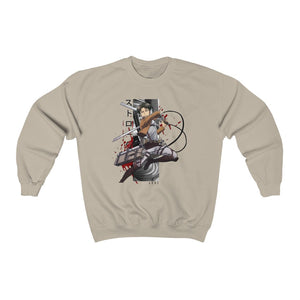 Levi Attack Sweatshirt