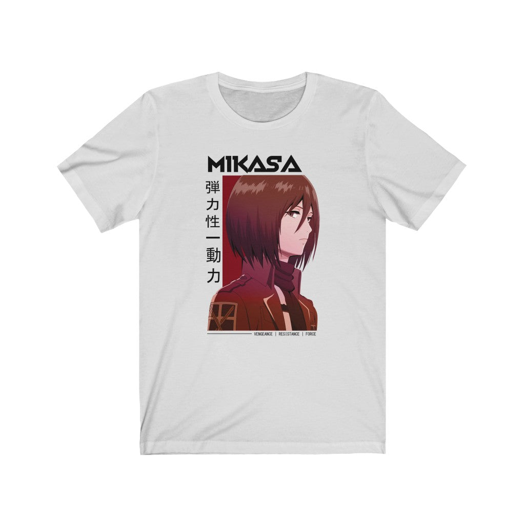 Mikasa Resilience | Power T-Shirt