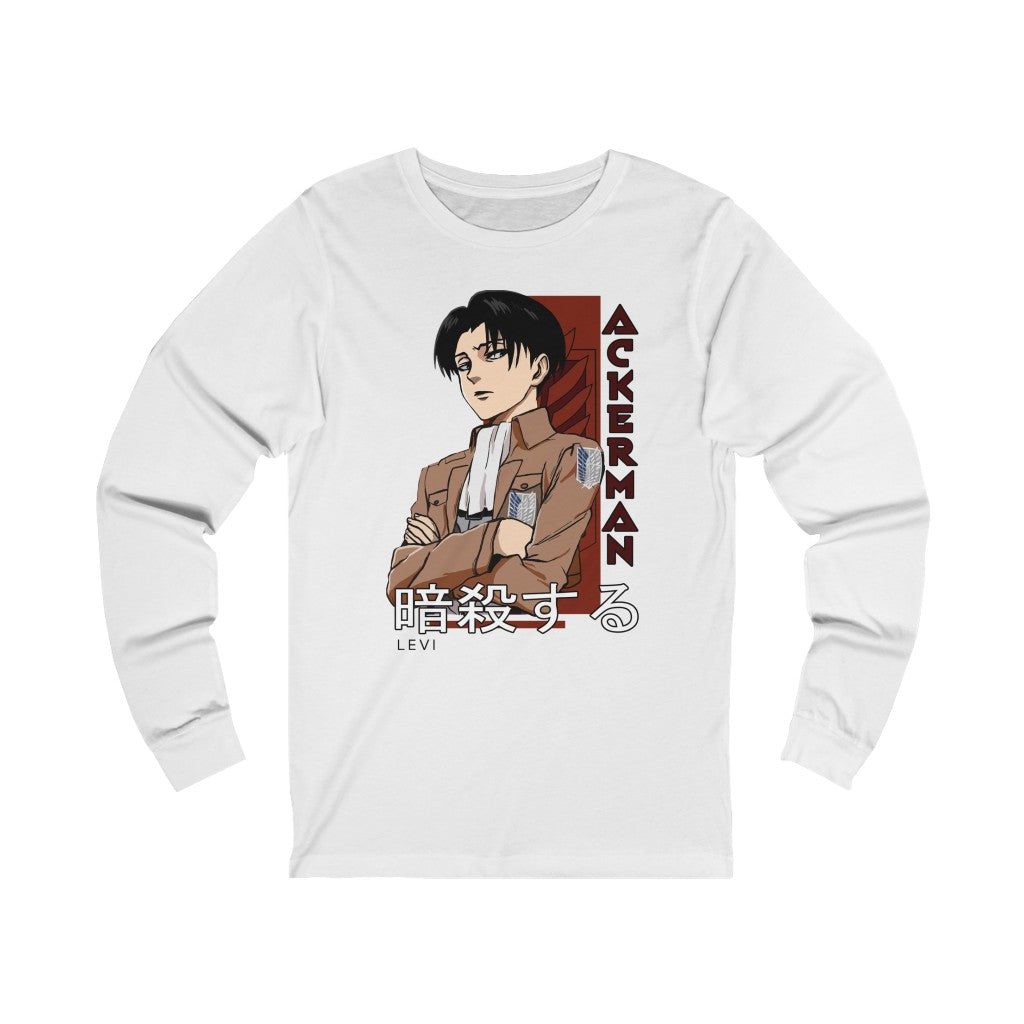 Levi Assassinate Long Sleeve Tee