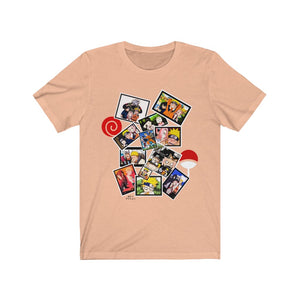 Naruto Photographs T-Shirt