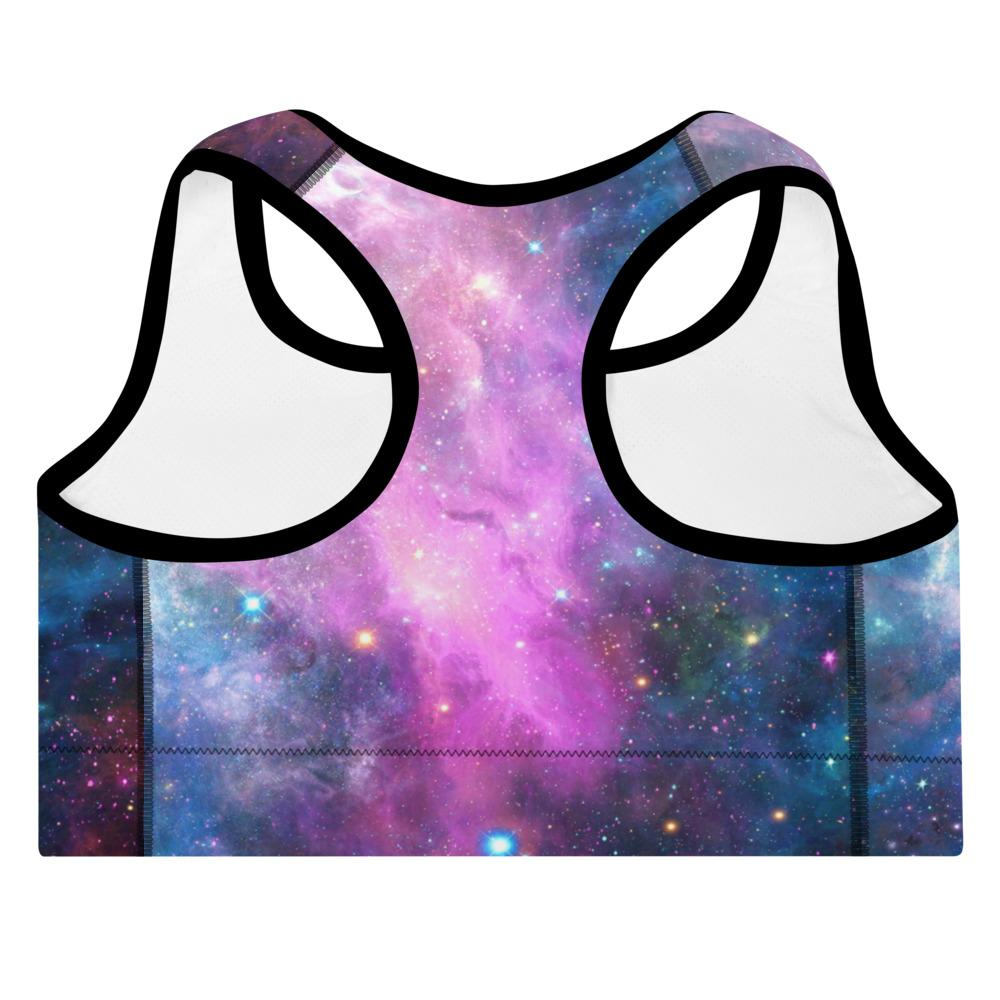 sportsbra with space print