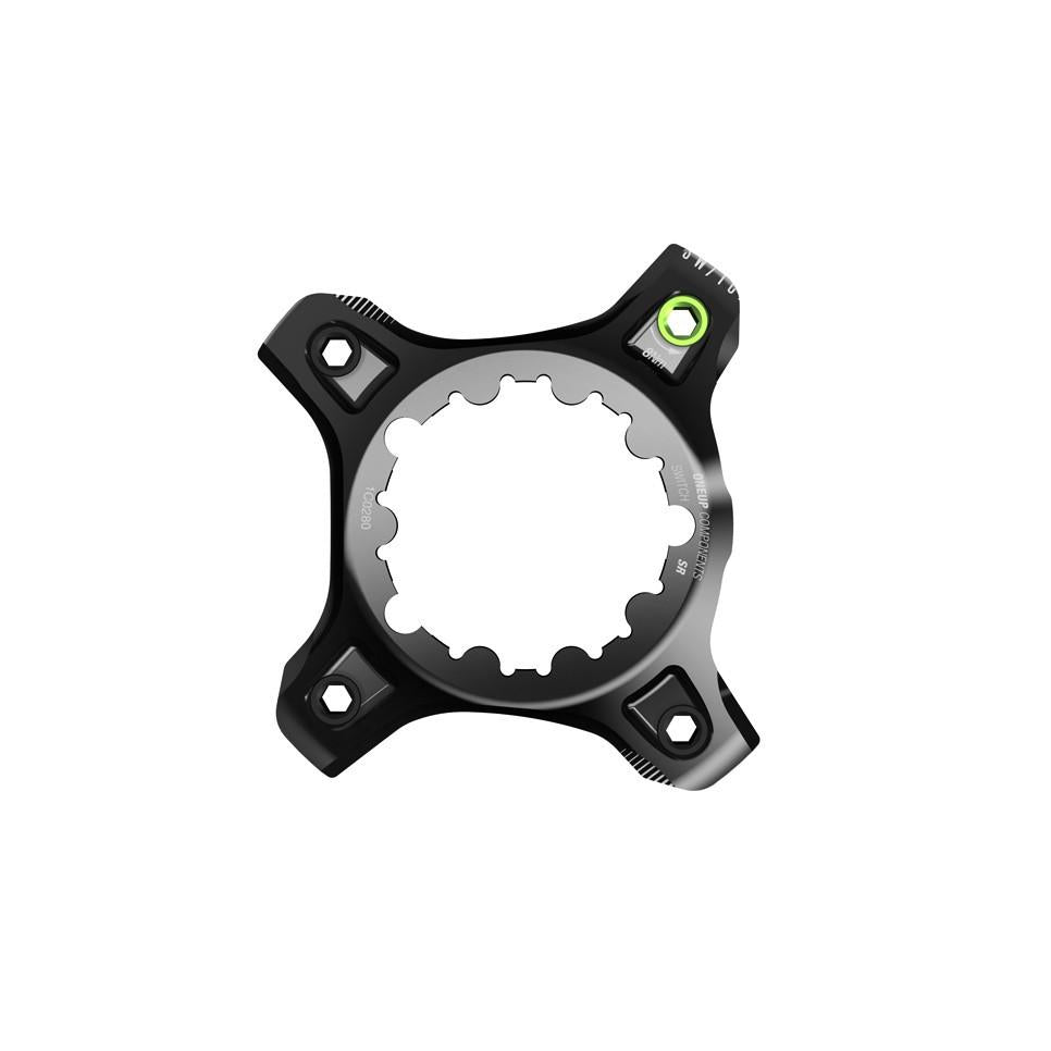 OneUp-Components-Switch-Chainring-Carrier-Sram-GXP-Black-Front-966