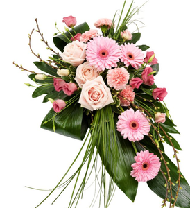 Pink Spray - Florist Design