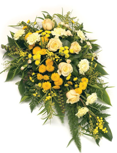 Yellow Spray - Florist Design