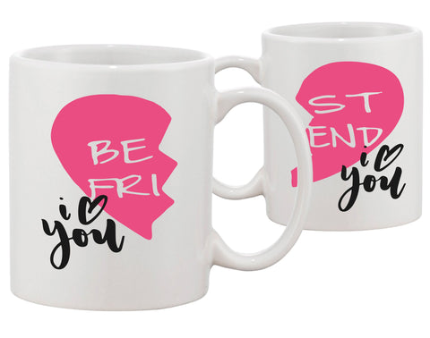 Best Friend 2 Mug Set