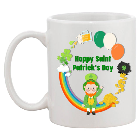 Happy St Patrick's Day Mug
