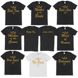 Hen Do T-Shirts with Personalisation Option - Click My Clobber