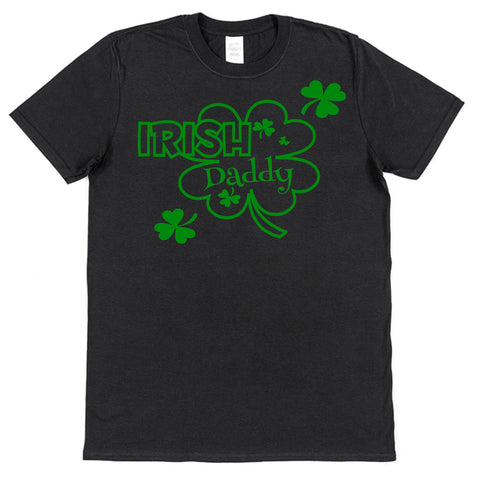 Irish Daddy St Patrick's Day T-Shirt