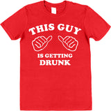 This Guy Is Getting Married / Drunk Stag Night T-Shirts