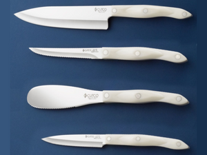 4-Pc. Knife & Sheath Set