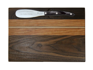 Magnetic Inlay Board w/ Spatula Spreader