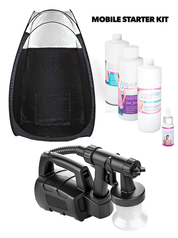 Mobile Starter Kit - Basic Mobile Tanning Business Package
