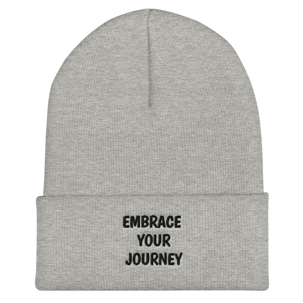 Embrace Your Journey Beenie (2 Colors) - TO BAY LLC