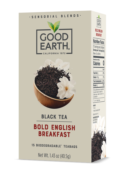 Bold English Breakfast