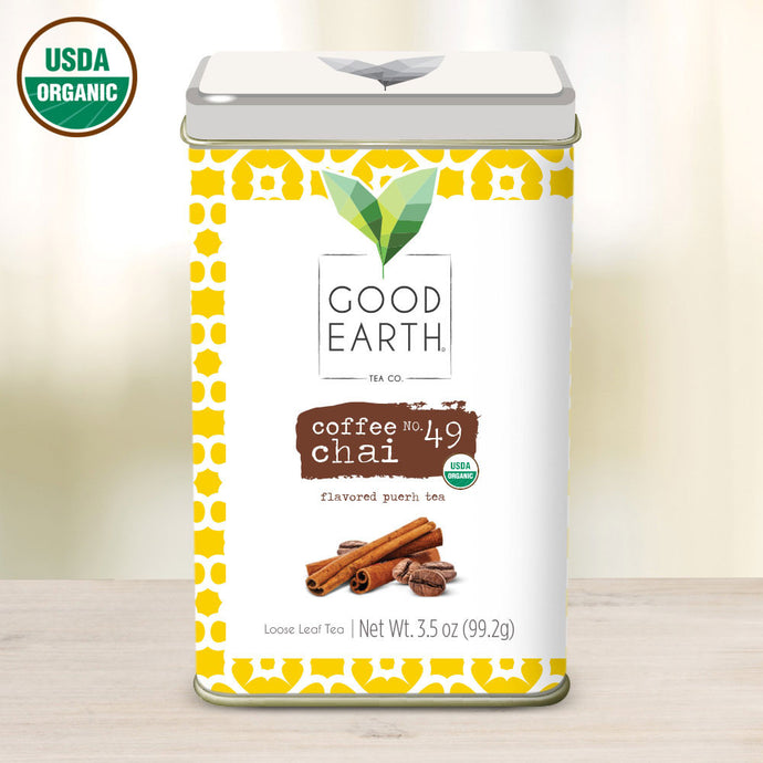 Coffee Chai - 3.5 oz loose tea